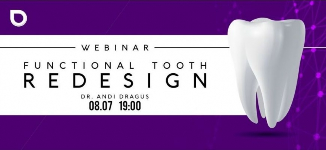 Webinar Functional Tooth Redesign